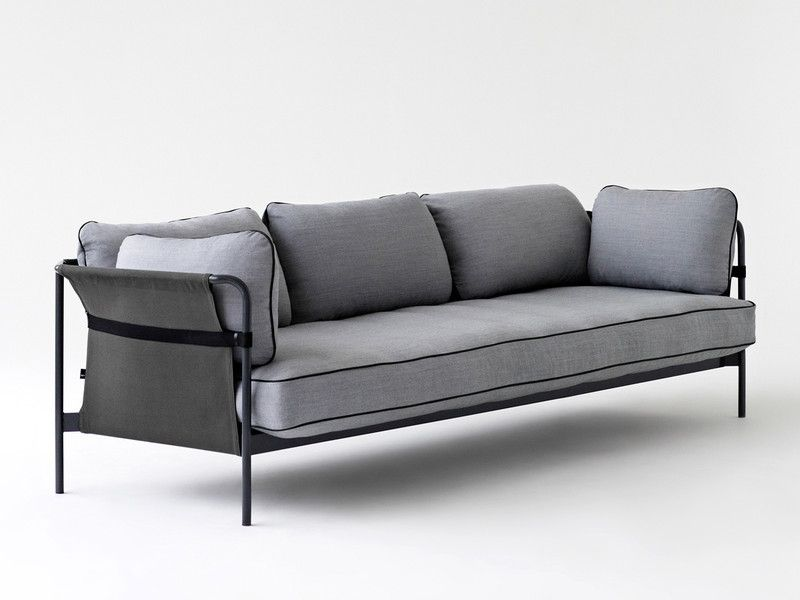 Hay Can Three Seater Sofa Sofa Design Mobel Sofa Bequemes Schlafsofa