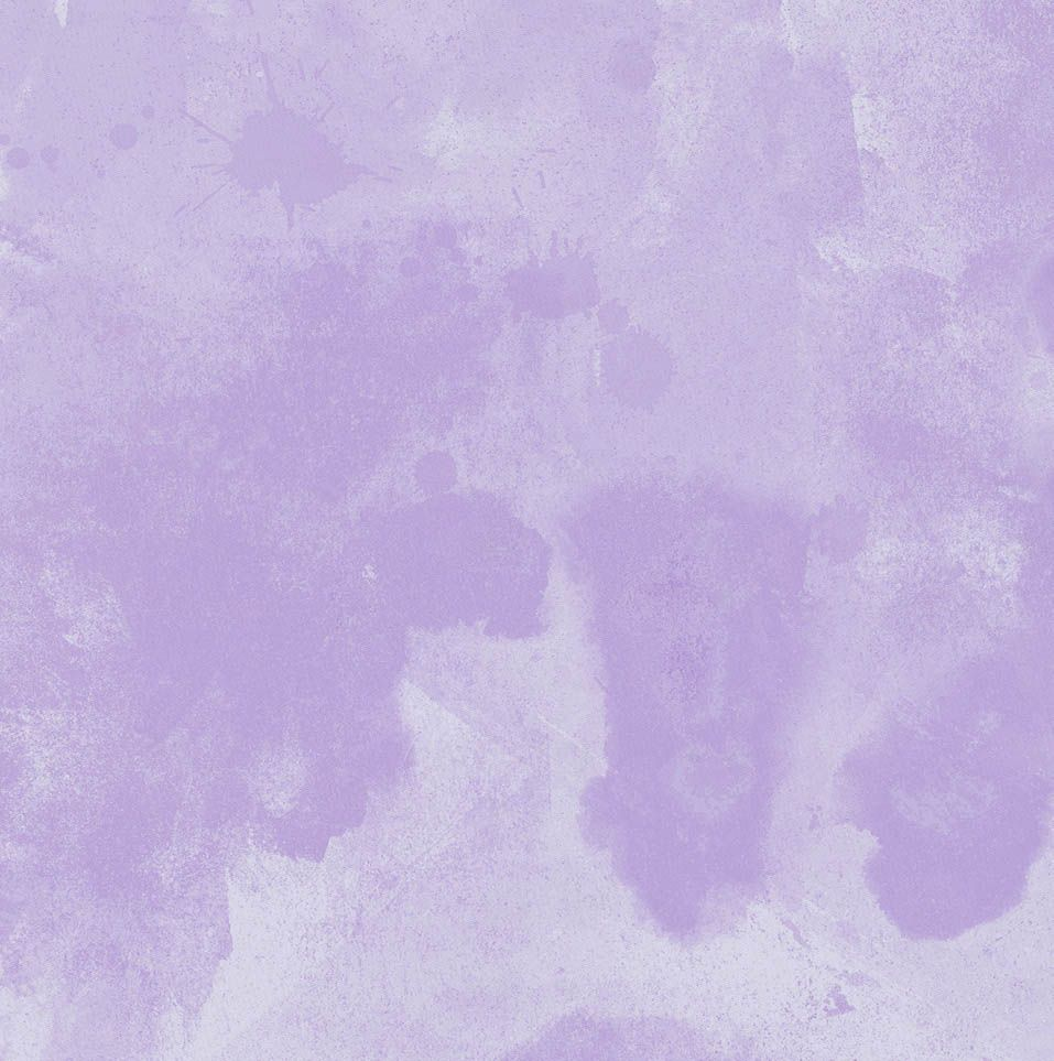 Lilac Watercolor Fabric by the Yard