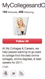MyColleges & Careers