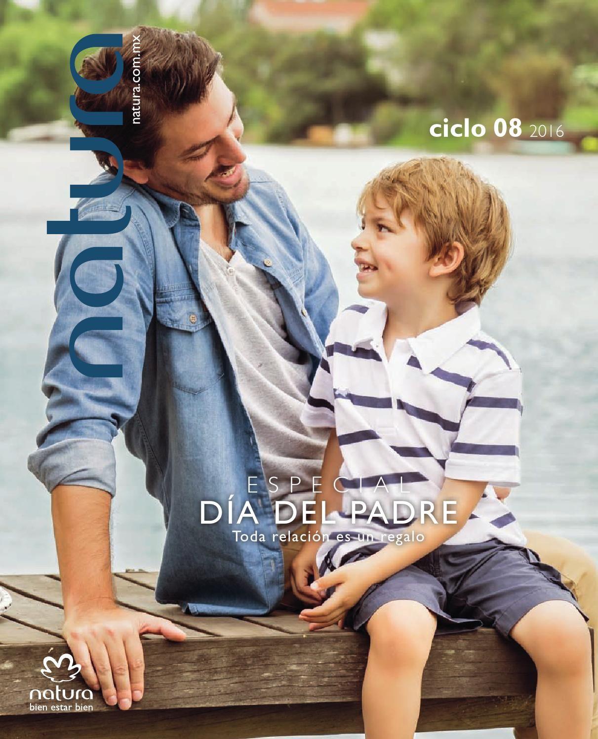 Revista Natura México Ciclo 07/2016 Especial Día del Padre by Cosméticos Natura en Puebla - issuu