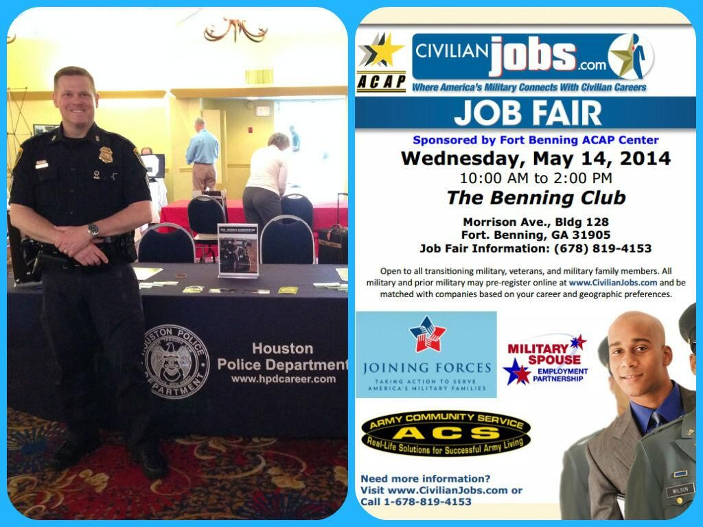 Houston Police on Twitter Job fair, Recruitment, Houston