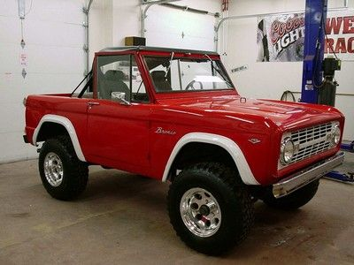 Contact Support Ford Bronco Bronco Broncos Pictures