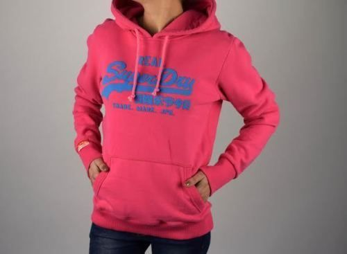 huge selection of 71320 3200e New Superdry Sweatshirt Women Kapuze Damen Girl Hoodie ...