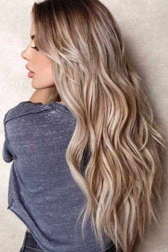 Dirty Blonde Hair - Inspo Guide to Wearing Trendy