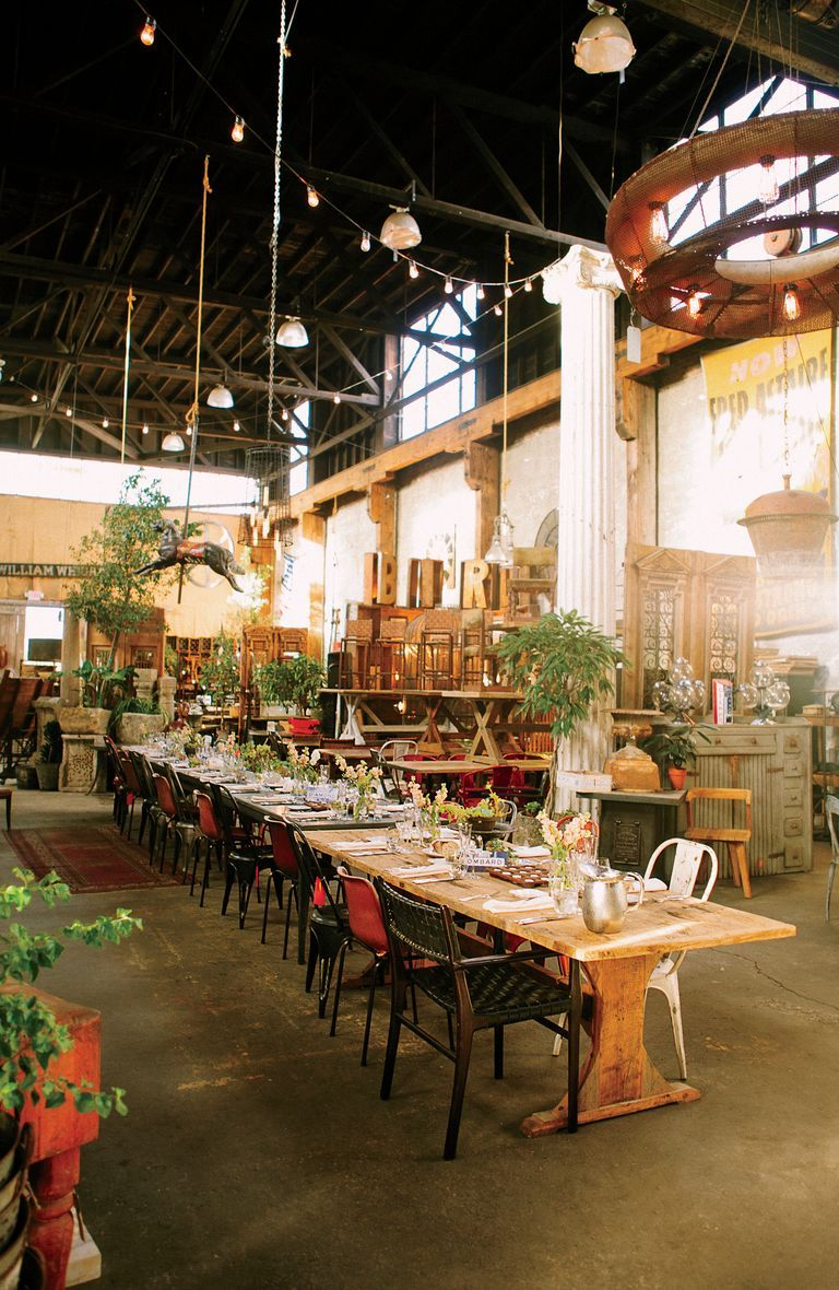 17 Wedding Venues You've Never Thought of Unusual
