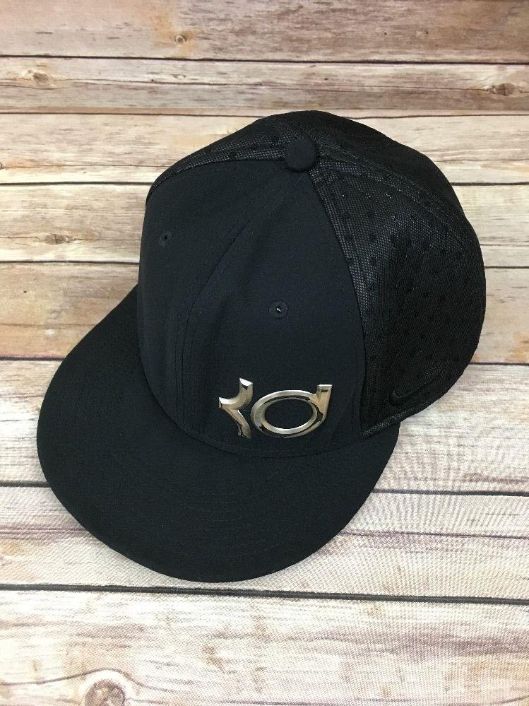 1bcf5dbad Details about Nike Kevin Durant KD Suede Snapback Strapback Hat Cap ...