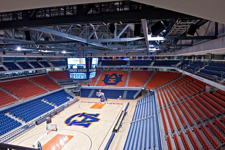 Auburn arena auburn university stadiums i ve visited pinterest