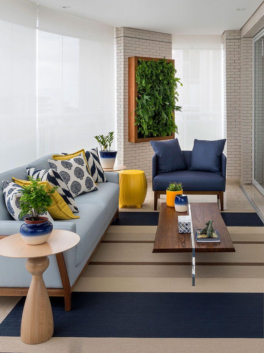 Aconchegante e atemporal furniture pinterest living room room and home decor - Atemporal sofas ...