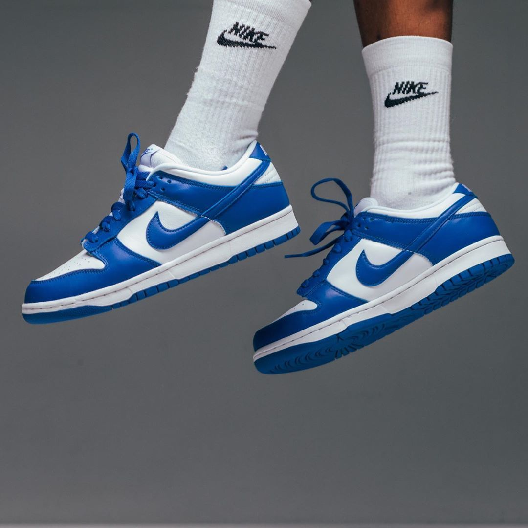 nike sb dunk low sp kentucky