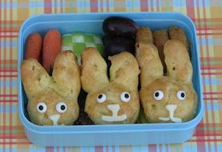 Bunny Lunches Galore!