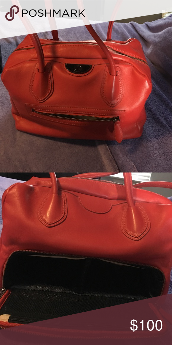 Leather 6 Pack Bag Vixion Beautiful Red 100 Meal Management Hold 2 Meals And Keeps Them Cold For 8 Hours Suade Inside Containers Gel