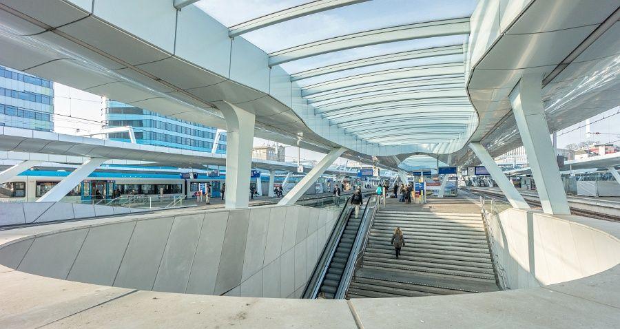 Station arnhem google zoeken phenomenal architecture for Architect zoeken