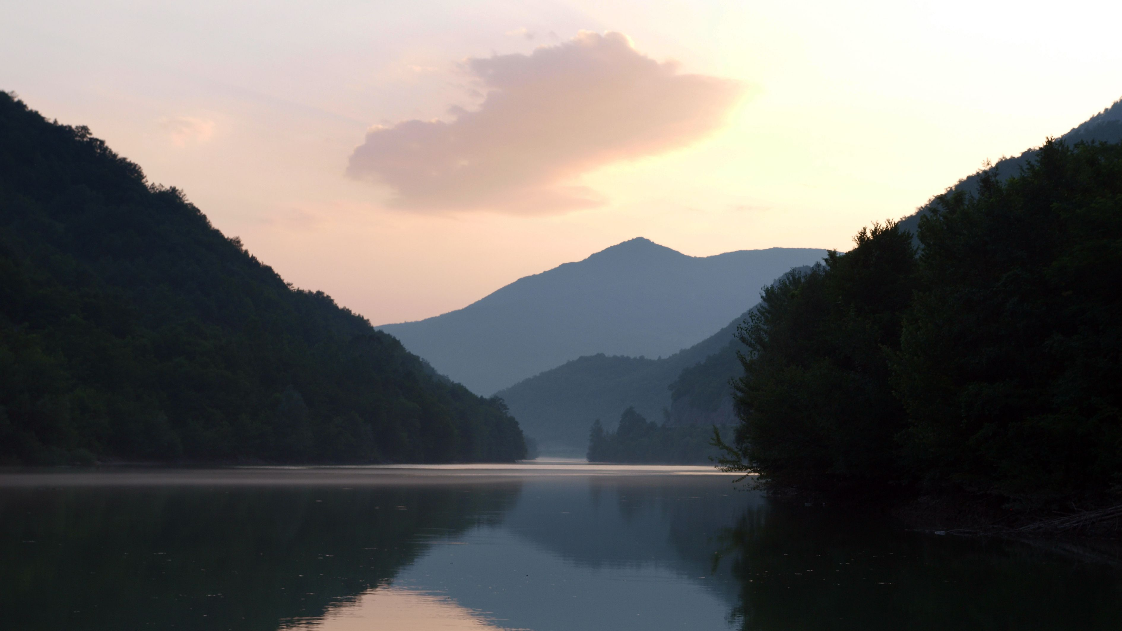 Visegradsko Lake Republika Srpska Bosnia And Herzegovina Republika Srpska Water Lake