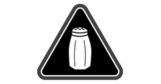 The daily salt recommendation is for people under 50 is 2300mg per day and for those over 50 only 1500mg per day. 1500mg of sodium is about 0.75 teaspoons or 3.75 grams. Most Americans eat 3400mg per day most of it coming from processed foods, assalt is used as a preservative – butthis amount of …