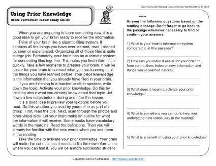 K12reader 3rd grade ideas