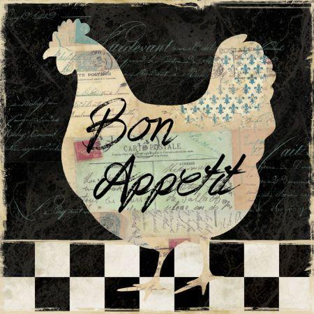 french hen-bon appetit- Carol Robinson.-