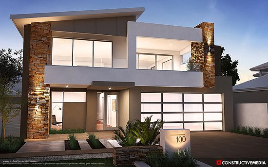 Modern House Builders Australia Minimalist House Design Storey Homes Modern House Plans