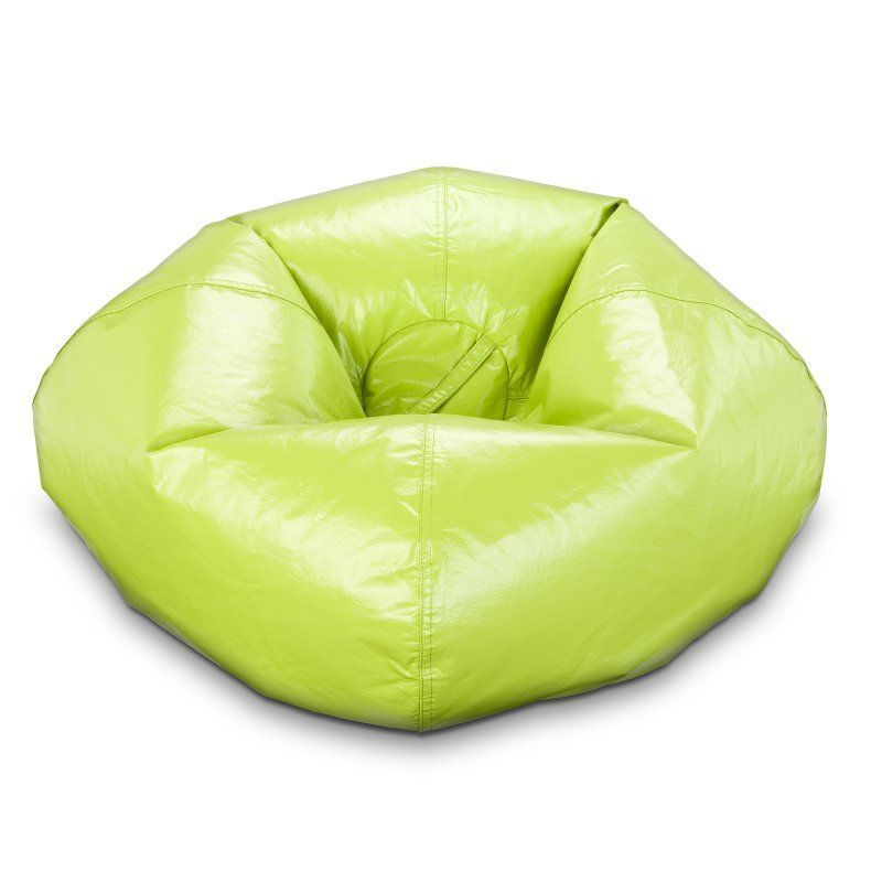Ace Casual Furniture Medium Standard Vinyl Bean Bag Chair
