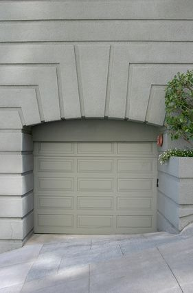 How To Paint Fiberglass Garage Doors Ehow Fiberglass Garage Doors Garage Doors Garage Door Opener Installation
