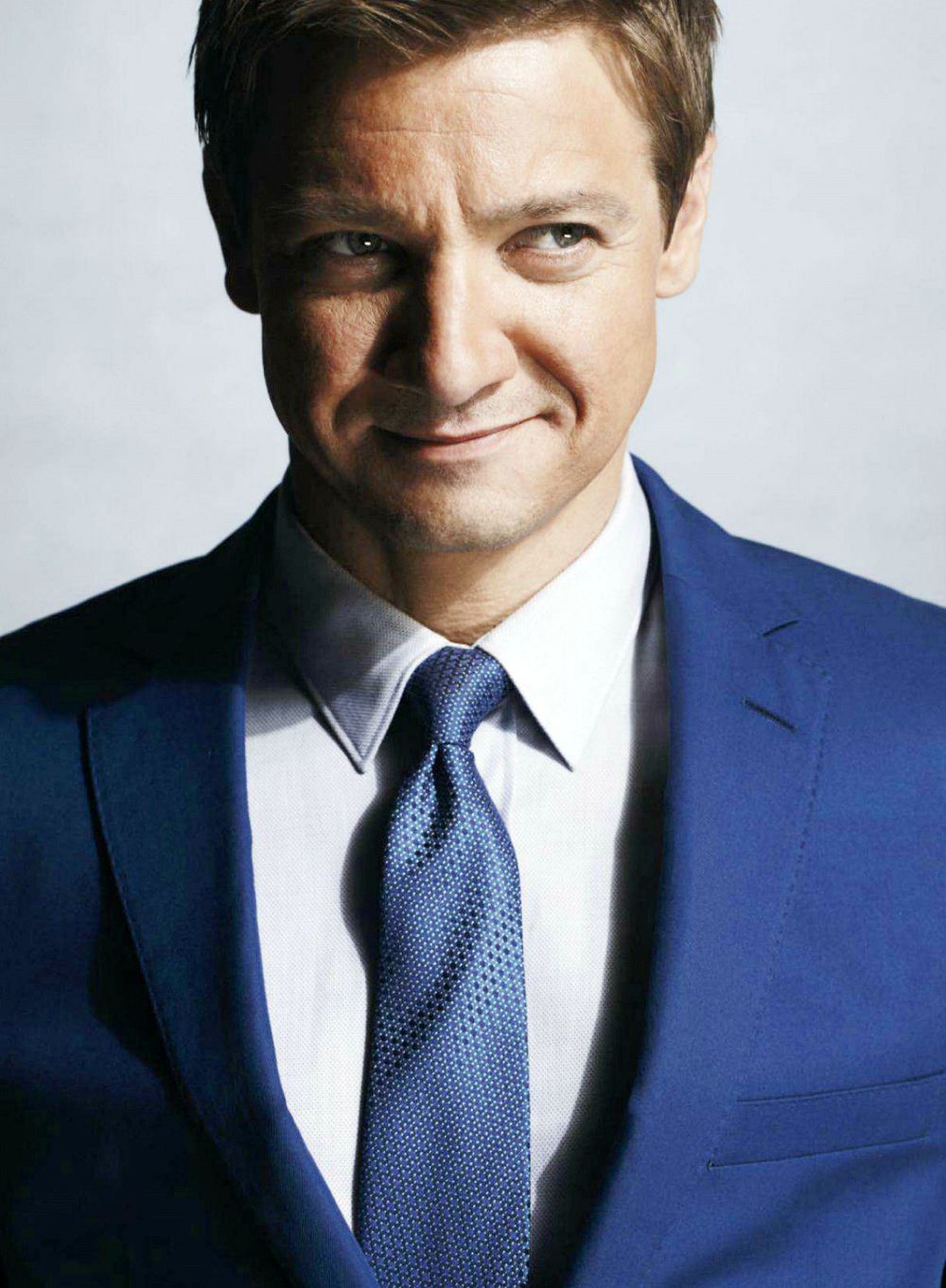 ESQUIRE USA  Aug 2012 - Jeremy Renner