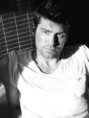Travis Milne, actor..