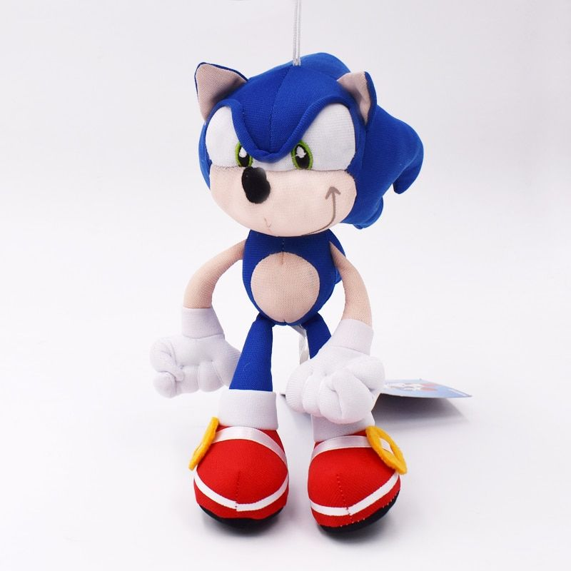 Sonic The Hedgehog Funny Sonic Plush Toys 20 Cm Sonic Plush Toys Plush Toy Dolls Plush Dolls