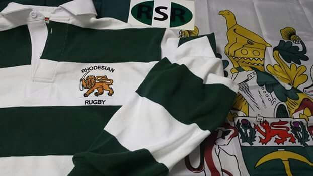 Rhodesian Rugby Jersey We Stood Together Rugby Jersey Rugby Varsity Jacket