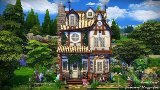 Witch House by Frau Engel