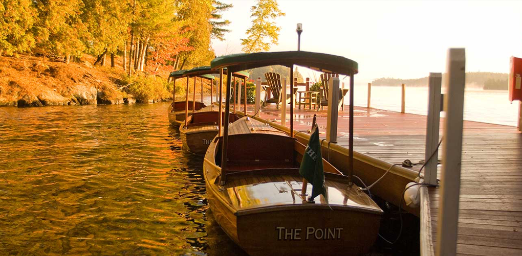 The 6 Most Relaxing U.S. Resorts