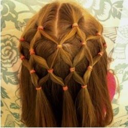 Imagen relacionada   Hairstyles For Little Girls   Pinterest   Girl ...