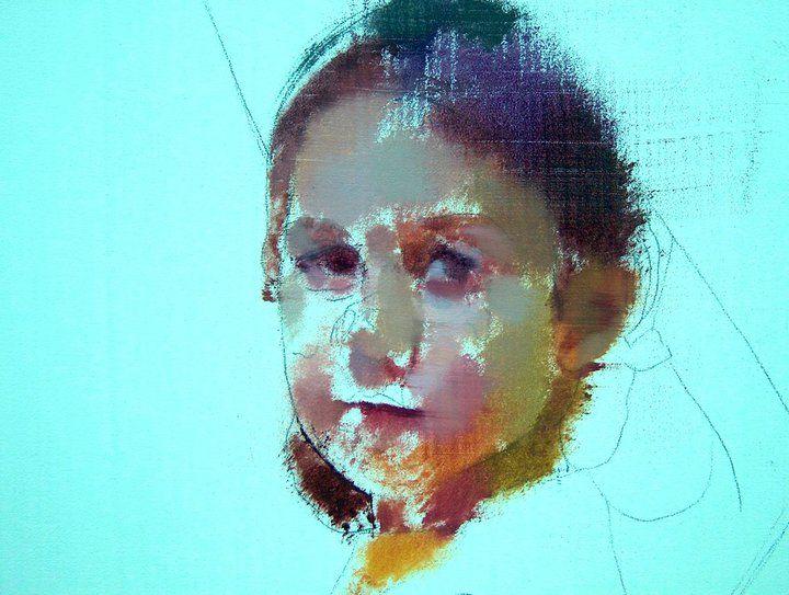 Artodyssey Miguel Coronado Pintura Figurativa Retratos Pintura Pintura Y Dibujo