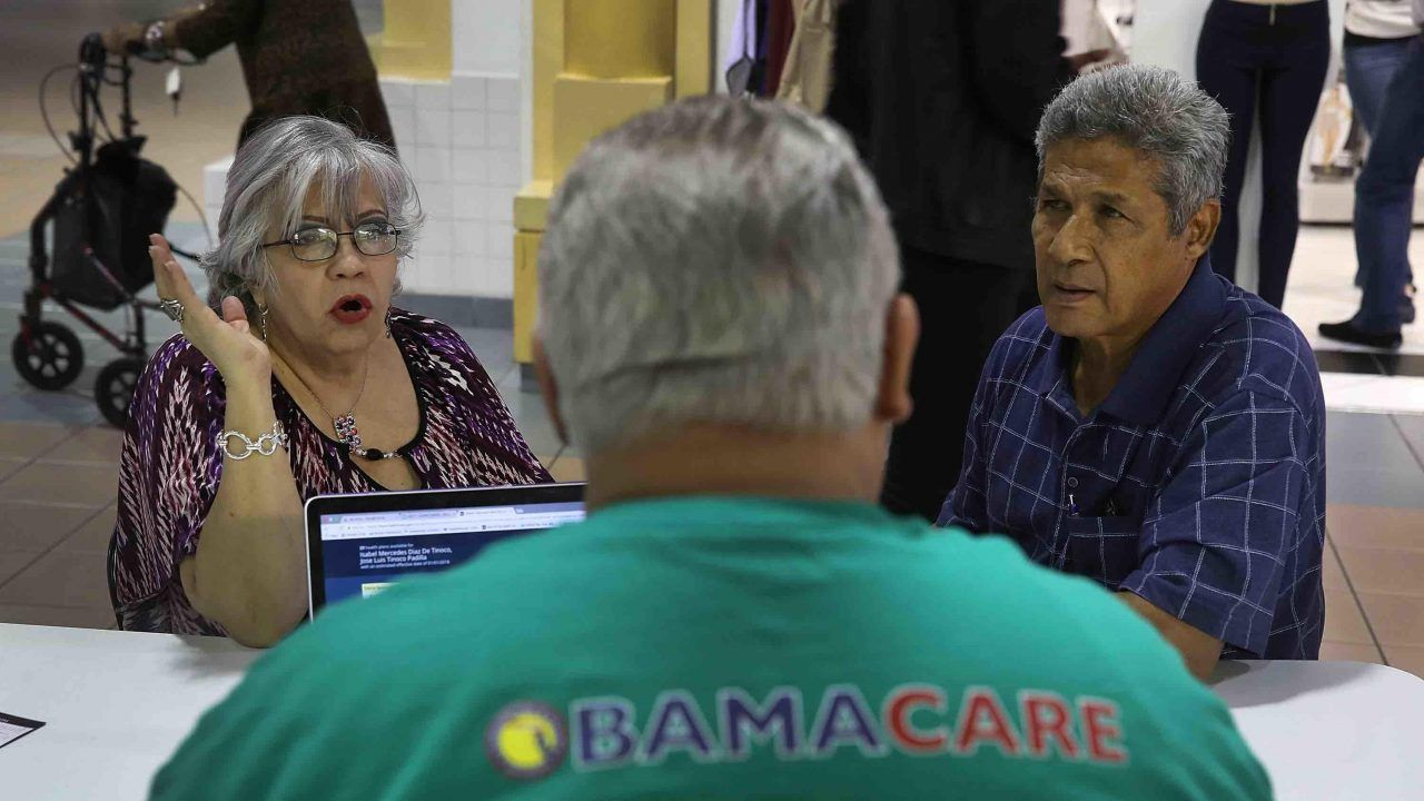 Commentary Obamacare is now so terrible, people aren't