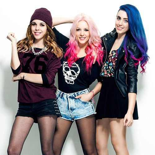 Letra Somos Monster High Sweet California Famosos Sweet California Hipster Mujer
