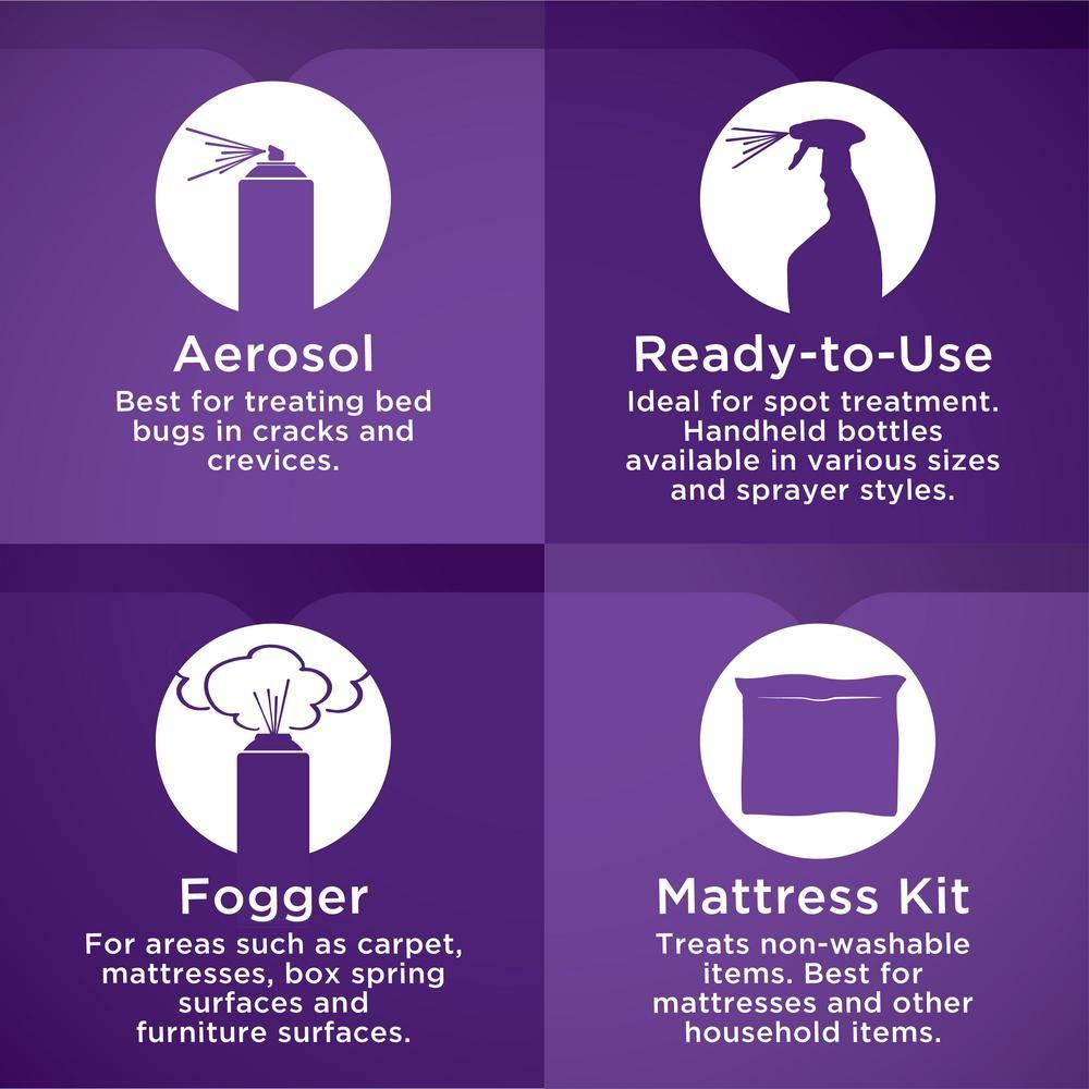 Hot Shot 3 oz  Aerosol Bed Bug Killer W/ Egg Kill | Products