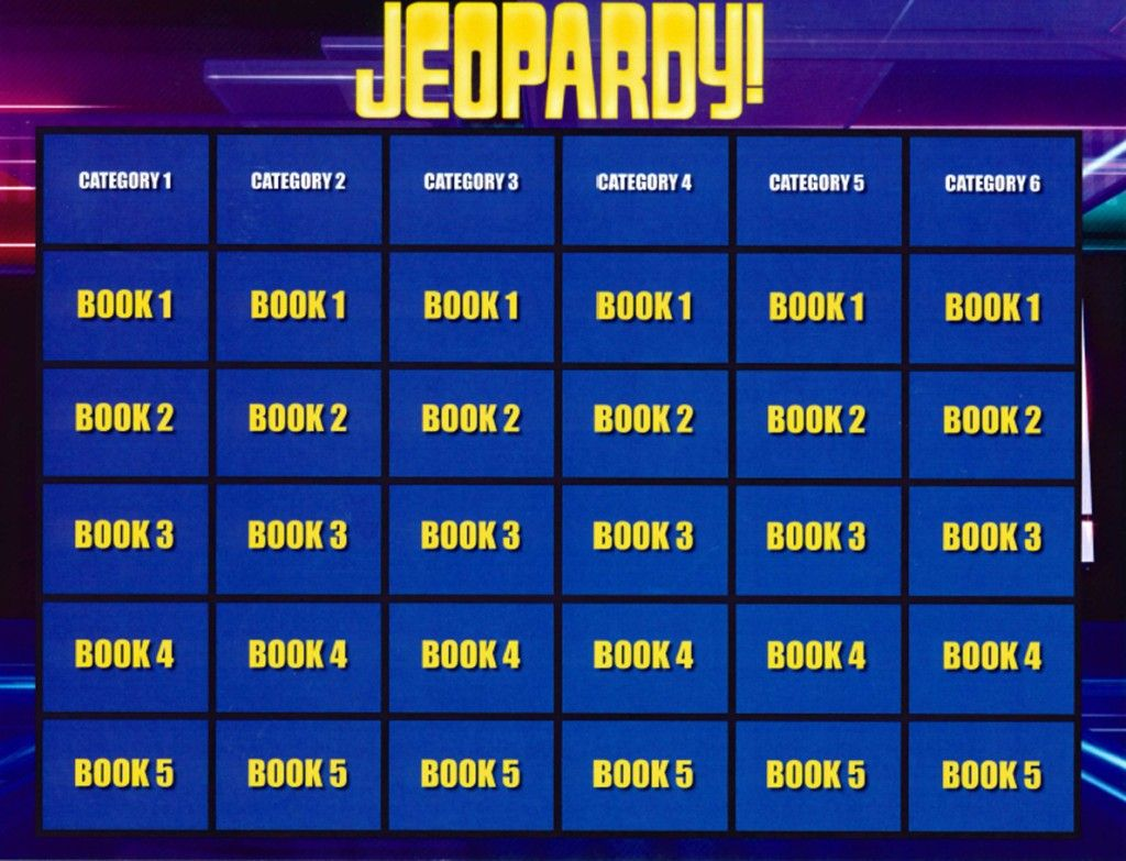 The Cool Free Jeopardy Template With Music 2018 Powerpoint Game