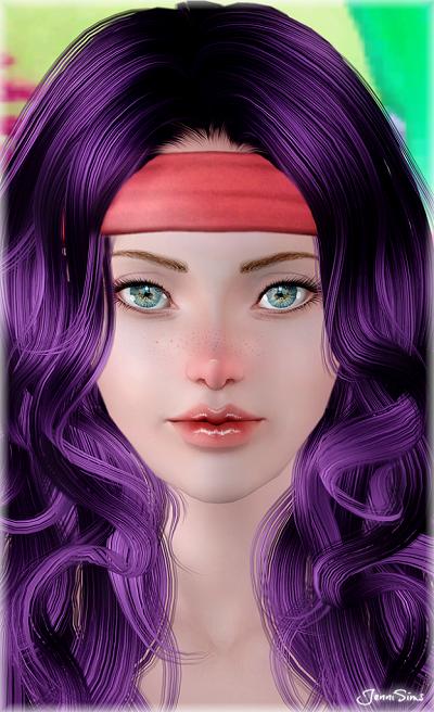 My Sims 3 Blog: Headband Accessory by JenniSims