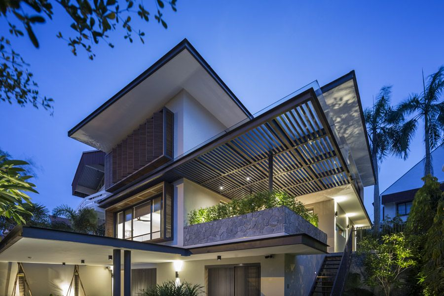 Mount sinai house wallflower architecture design award winning singapore architects
