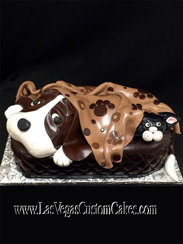 Humane Society Cake 426 By Las Vegas Custom Cakes