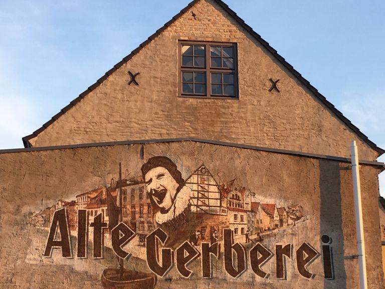 """Charmante 2-etagige Wohnung in der """"Alten Gerberei"""" im Petriviertel / provisionsfrei"""