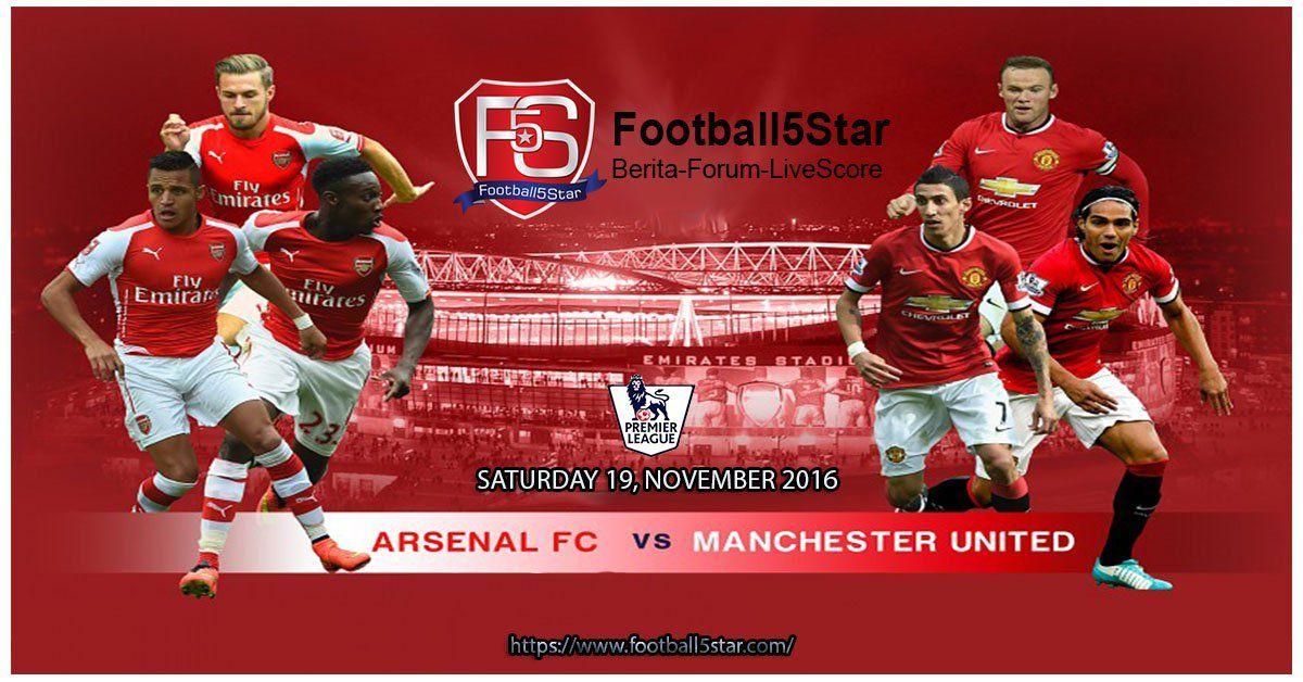 Arsenal Vs Manchester United Manchester United Arsenal