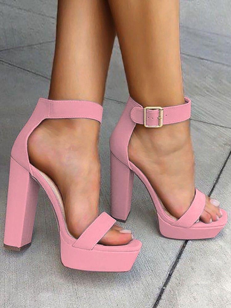 Black High Heel Ankle Boots Women High