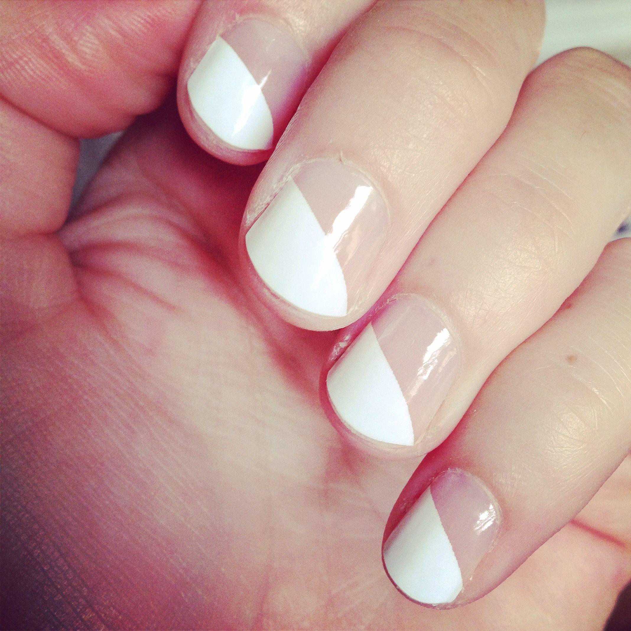 Modern French So Gloss Nail Wraps. Available at sogloss.com | So ...