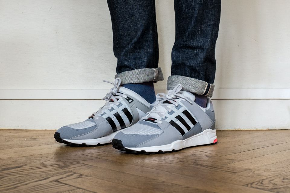 huge discount 2d530 7c531 Baskets Adidas EQT Support RF style menstyle streetwear sneakers adidas  EQT