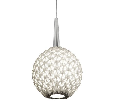TEGAN LIGHTING - MINI-KORE KNITTED SHADES - ORA | Folsom ...