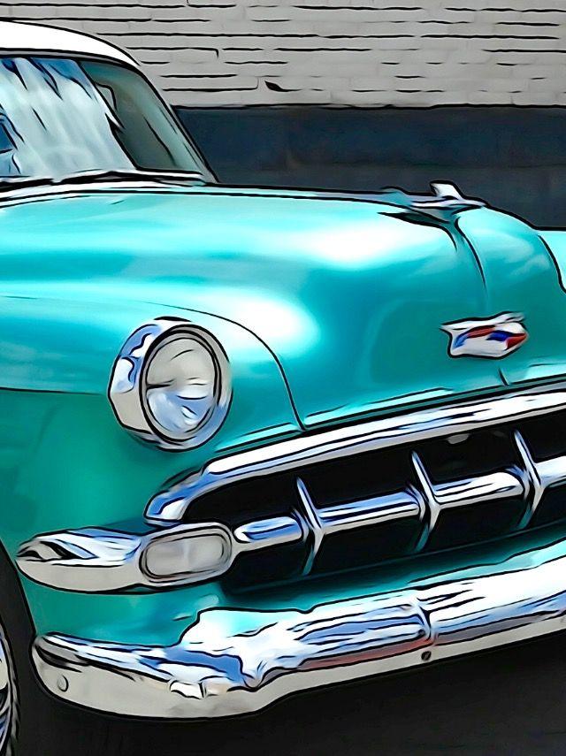 Bel Air 1954 Chevrolet Bel Air Chevy Bel Air Rescue Vehicles