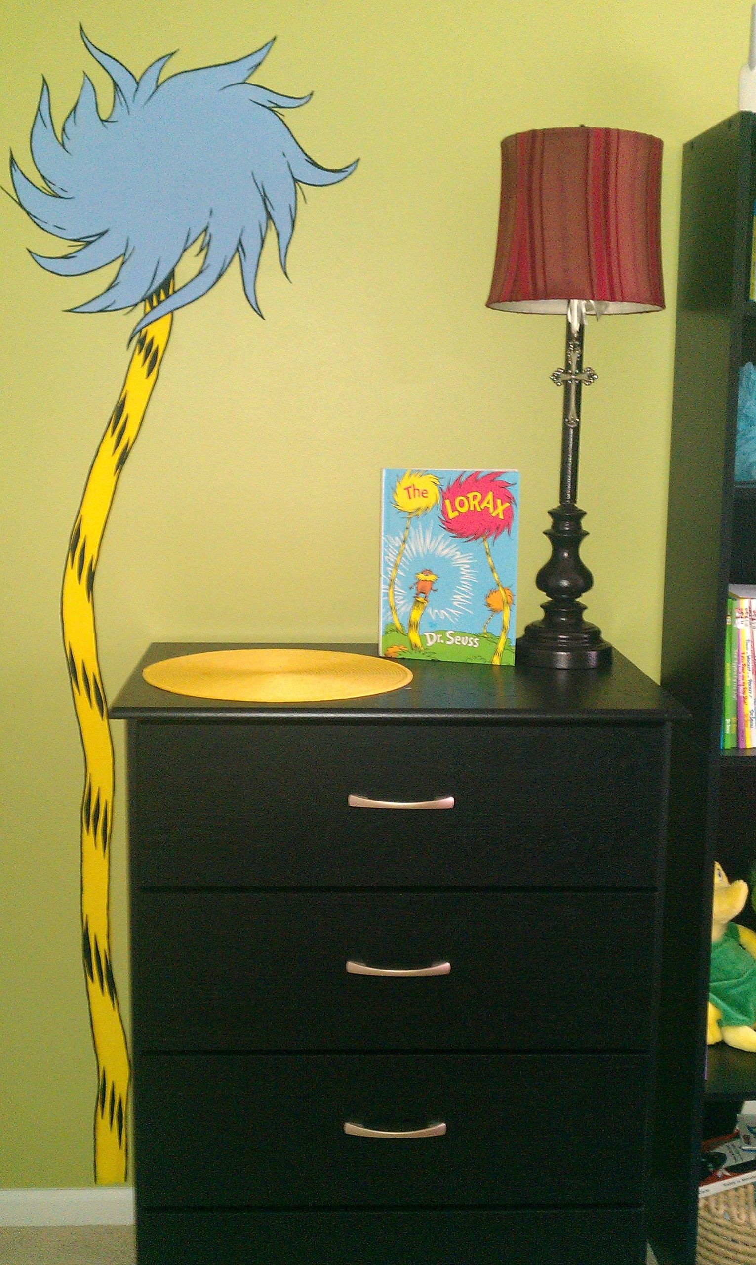 dr seuss nursery | dr. seuss nursery mural - Dr. Seuss Photo ...