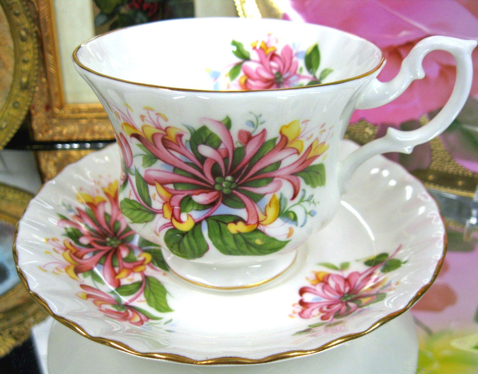 Royal Albert Summertime Series   Royal albert tea cup, Tea ...