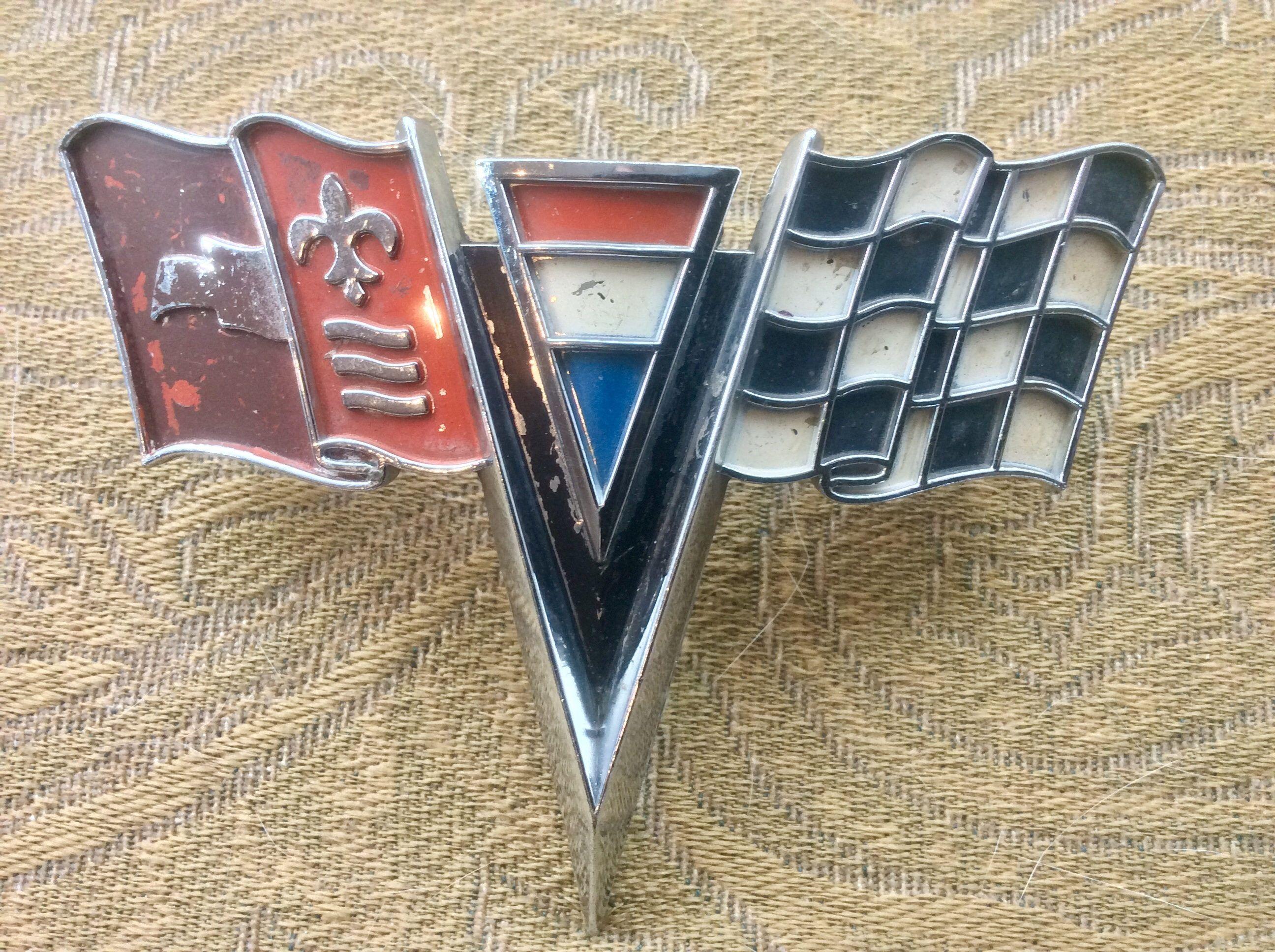 Corvette Nose Emblem Car Emblems Emblems For Cars Vintage Chevy