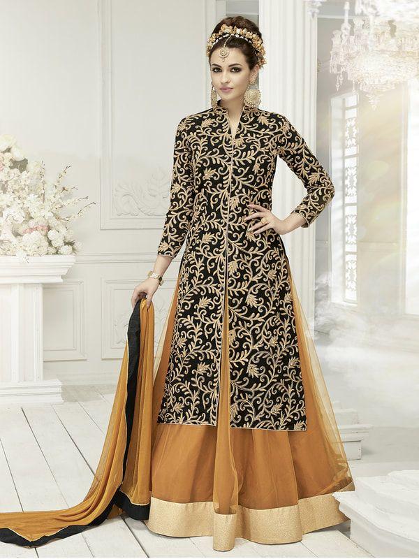 Blog   Shopping latest designer bollywood style suits, lehenga suit ...