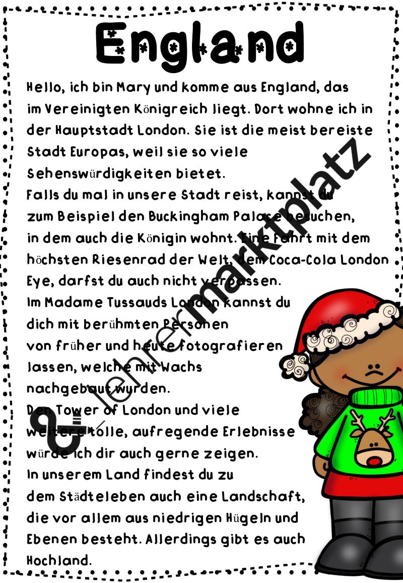 Weihnachten In Aller Welt Lehreralltag Projekte Sachunterricht